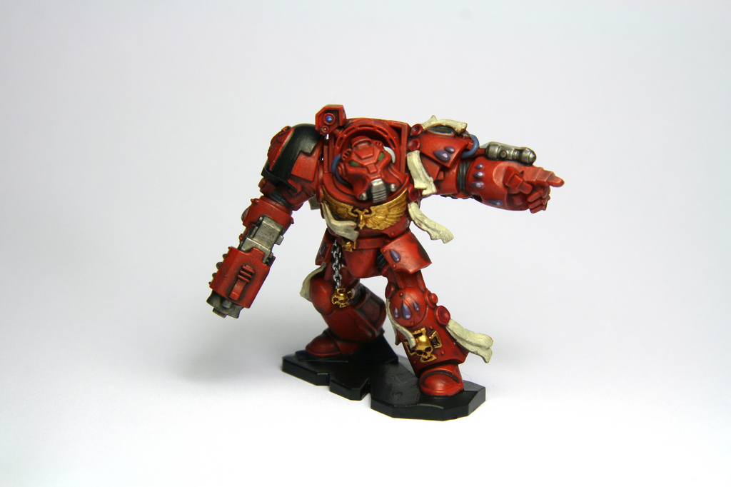 Blood Angel Terminator (Front)
